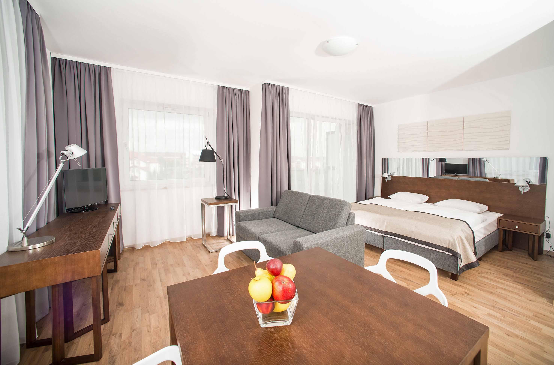Appartement Atrium Spa