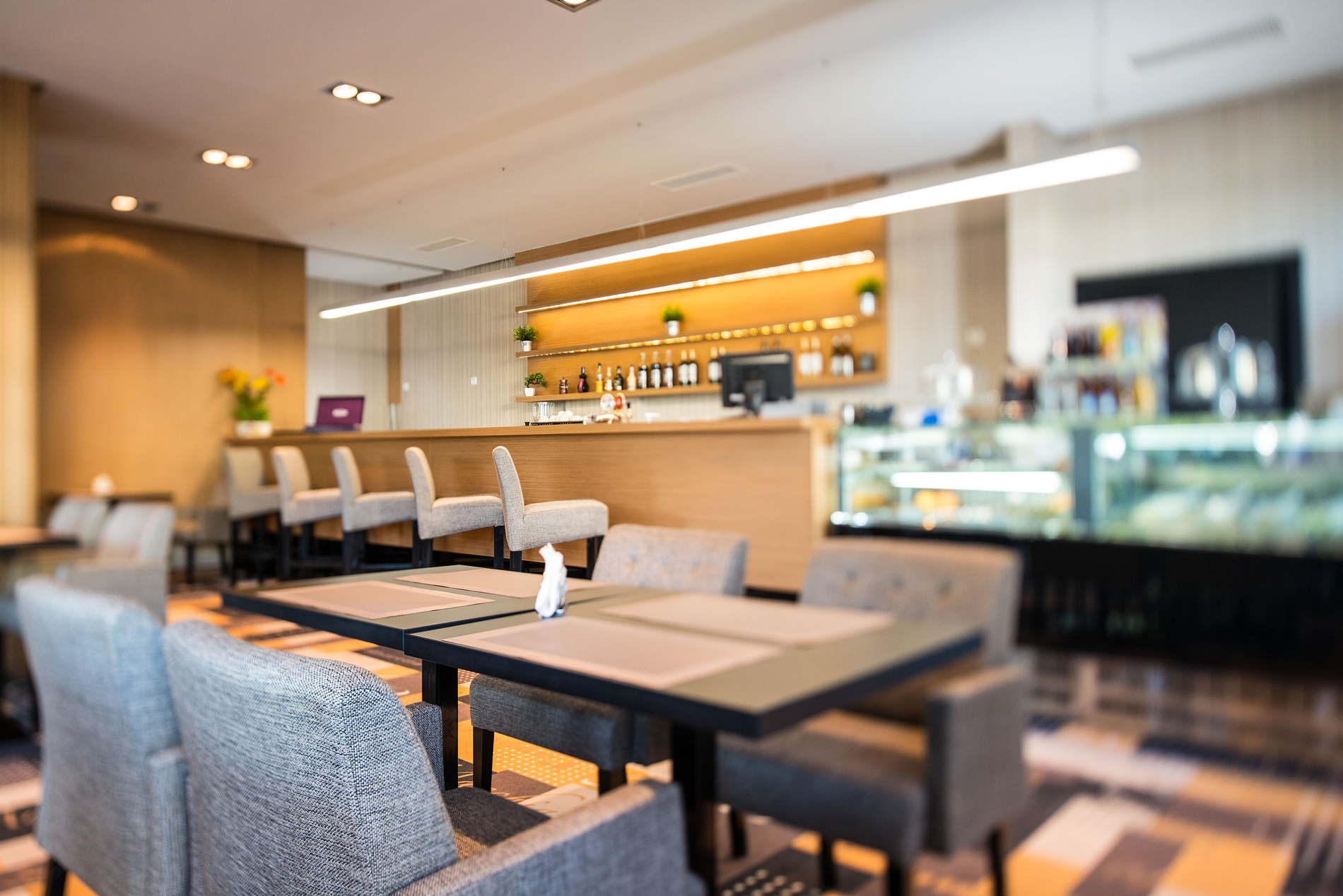Restaurant Atrium Spa