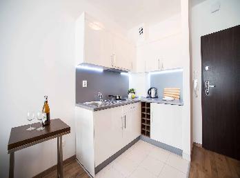 Appartement Atrium Küche